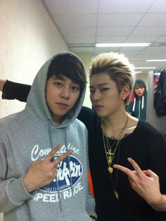SPEED's Taewoon considers his brother Block B's Zico to be his rival?