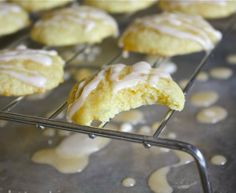 Mandarin Orange Sugar Cookies with Drizzled Icing ---- i did this recipe but without the icing and it turned out amazing! @Ariana c: and @Julie Stanton