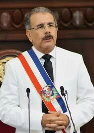 Danilo Medina, President of Dominican Republic