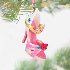 WANT: Shoe Ornament Pink