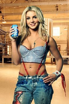 Britney Spears for Pepsi