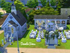 dambisims' Wedding Chapel