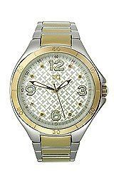 Women's Wrist Watches - Tommy Hilfiger Victa Twotone Stainless Steel Ladies Watch 1781315 >>> Click on the image for additional details.