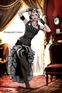 Kato Steampunk Couture