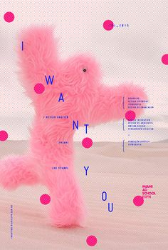 Miami Ad School - I Want You | Rodrigo Castellari
