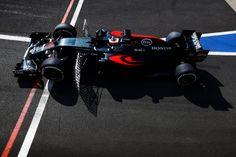 Przed rozpoczęciem przejazdów testowych na Silverstone! #Segafredo #McLaren #F1