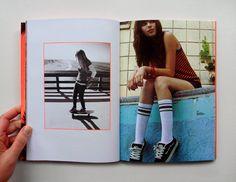 Vans Girls 2007 Lookbook Classic Style #skate #street