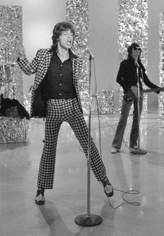 all the lonely people, where do they all come from : Rolling Stones on Ed Sullivan Show. 1965.