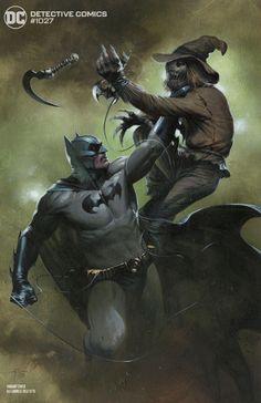 Detective Comics #1027 Variant - Gabriele Dell'Otto
