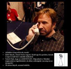 Ügyfelünk: Chuck
