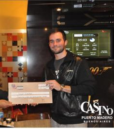 Juan Ignacio Castex se quedó con el Bounty en Madero