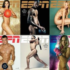 ESPN | the body issue