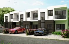 OFW BUSINESS IDEAS: 4 DOORS CONCRETE APARTMENT AT P175K PER DOOR ...