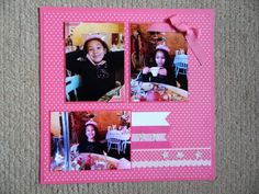 Ty's tea party by princessp1971 - Cards and Paper Crafts at Splitcoaststampers