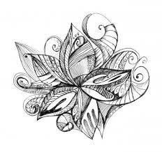 Resultado de imagen de dibujos a lapiz  Plantillas plantas