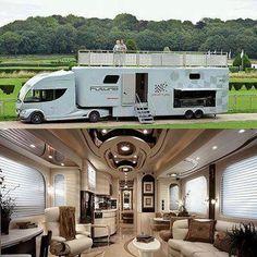 Le grand luxe sur toutes les routes, partez à l'aventure sans quitter le confort d'un palace !