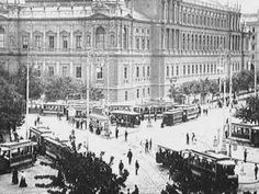 University in Vienna - where Hugo Gottesmann studied law. U Bahn, Museum, Urban Planning, Vintage Photographs, Retro, Time Travel, Old World, Paris Skyline, Funny Pictures