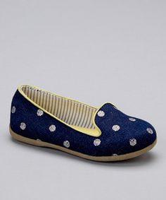 Look at this OshKosh B'gosh Navy Eva Flat - Toddler & Girls on today! Polka Dot Flats, Navy Flats, Polka Dots, Little Girl Fashion, Kids Fashion, Girls Shoes, Baby Shoes, Nina Shoes, Rings For Girls