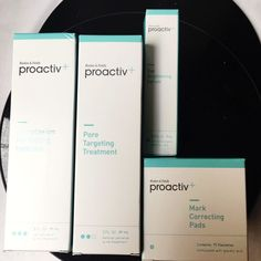 proactiv+ plus complexion perfecting hydrator, Pore Target Treatment, Mark Pads&  | eBay