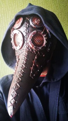 Doctor Plague.Masks A.Pigorev.Facebook-masks a.p