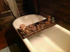 Will need one of these on the claw foot tub