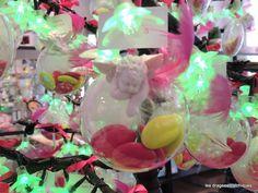 boule pour dragées communion avec déco ange
