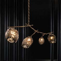 Jacques ceiling lamp by Hudson Furniture