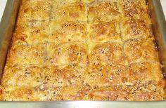 Κιμαδόπιτα με φύλλο κρούστας. Μια εύκολη κιμαδόπιτα στο τραπέζι μας! Greek Recipes, Pie Recipes, Cooking Recipes, The Kitchen Food Network, Savory Muffins, Food Network Recipes, Lasagna, Banana Bread, Grilling