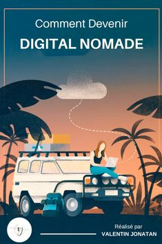 In this article, we break down the pros and cons of the digital nomad lifestyle as well as the skills you'll need to succeed, to help you decide if the digital nomad life is right for you. Excursion, Digital Nomad, Copywriting, Location History, Digital Marketing, Improve Yourself, How To Become, Best Friends, Ebooks