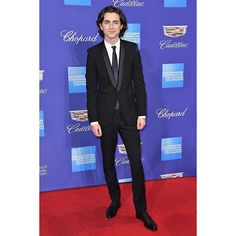 I feel like Im living a version of the dream right now said @tchalamet of choosing what to wear instead of working with a stylist. I get to wear things from cool designers.This is what you dream about when youre 12 years old the 22-year-old told WWD at the Palm Spring Film Fest. Clad in @ysl the Call Me By Your Name star is fast embracing fashion. #wwdfashion via WOMEN'S WEAR DAILY MAGAZINE official Instagram - #Beauty and #Fashion Inspiration - Beautiful #Dresses and #Shoes - Celebrities…