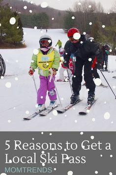 Season Ski Pass Deals for Family Fun | Ski Pass Deals | Local Ski Pass | Skiing For Families | Winter Family Fun | MomTrends.com #skipassdeals #skiing #winterfamilyfun #ski
