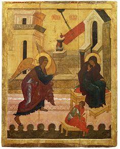 La Sainte Russie au Louvre avec agrandissement possible sur le site