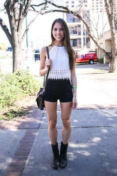 1000+ Images About Lollapalooza 2014 Outfit Ideas On Pinterest | Festival Fashion Coachella And ...