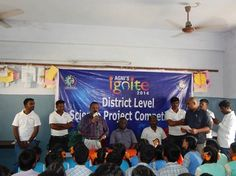 #igniting_young_minds_of_tamilnadu 19th Agni's Ignite District Level Event-Trichy,24/01/2015.