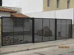 HACEMOS PORTÓN, CERCADO ELECTRICO Y TODO TIPO DE HERRERÍA. TAMBIEN CONSTRUIMOS TINGLADOS en Ciudad del Este