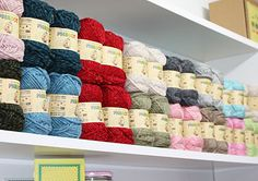 Japanesse Yarn. Lanitas japonesas...