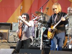 Tom Petty & The Heartbreakers @ NOLA Jazz Fest 2012