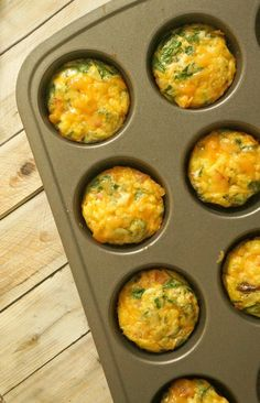 Need a quick, healthy breakfast recipe that tastes great? If you are a fan of turkey bacon, eggs, and spinach, add these mini breakfast frittatas to your must try list!     On the …