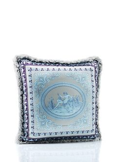 Muse #Cushion #Versace #VersaceHome