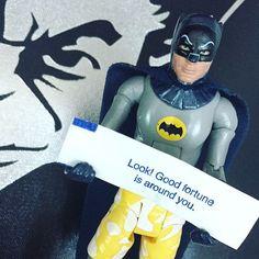 #AdamWest #Batman don't lie.