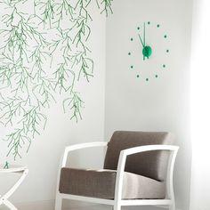 José María Reina, nomon  Dotty Wall Clock
