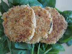 Lunes sin carne: Tortitas de quinoa y garbanzo Esta deliciosa receta la encontramos en el blog www.facildedigerir.com, donde podrás encontrar otras recetas vegetarianas, perfectas para los Lunes sin carne. Ingredientes 1 tz de quinoa cocida 1 tz de garbanzos cocidos ¼ tz…
