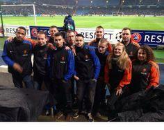 Dutchstreetcupteam Limburg Brabant op bezoek bij #Manchester