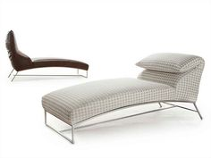 Upholstered lounge chair Forever Young Collection by ERBA ITALIA | design Giorgio Soressi