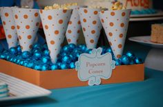 Food idea for under the sea party