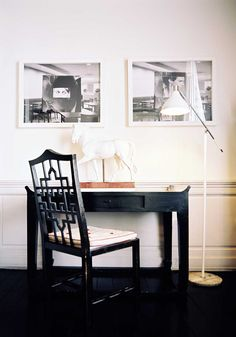 Chinoiserie Chic: Chinoiserie - Work Spaces