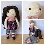 Ravelry: Feel Better Friends Doll pattern by Shanon Fouquet