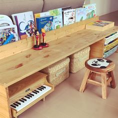 Baby Playroom, Baby Room, Montessori Room, Drawer Shelves, Toy Rooms, Green Rooms, Kid Spaces, Cool Baby Stuff, Home Organization