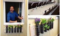 true fruits Blumenpullenbrett - das haben wir für Euch gemacht. Zur Bauanleitung geht's hier: www.upcycling.true-fruits.com