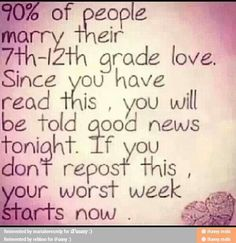 What about 6th grade since for most people that starts jr high?